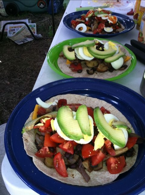 how to: meal planning forcamping