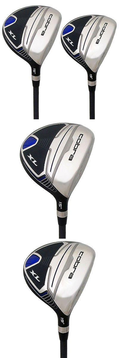 Golf Clubs 115280: New Cobra Golf Xl 3 And 5 Fairway Wood Set 2017 - Choose Flex -> BUY IT NOW ONLY: $159.99 on eBay!