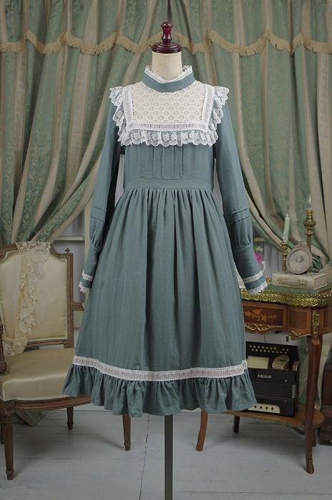 Seraphim | Antique Doll dress