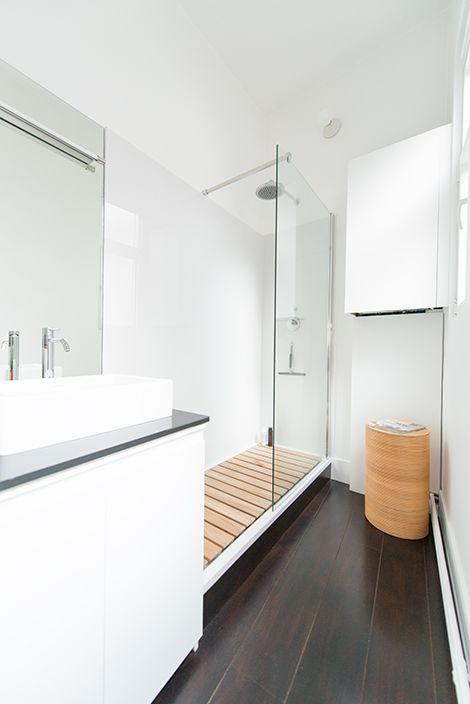 studio bedroom bathroom