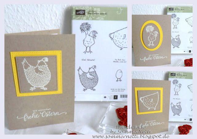 SommerNetti's Welt: Osterkarten