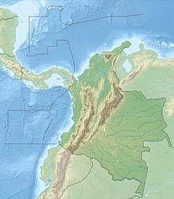 Nevado del Ruiz is located in Colombia