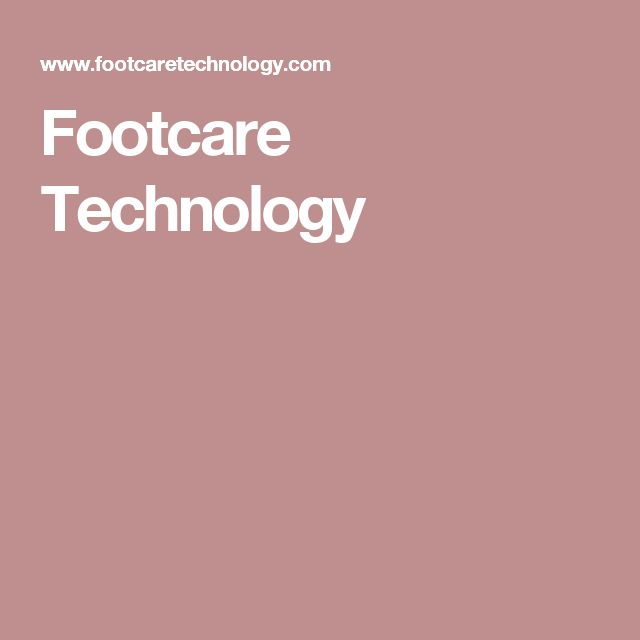 Footcare Technology
