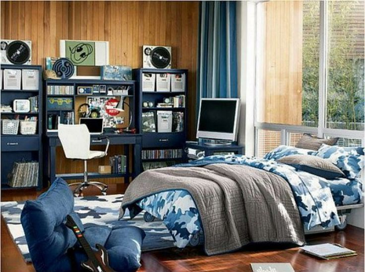 Teenager Boy Bedroom Pictures: 17 Best Images About Bedrooms