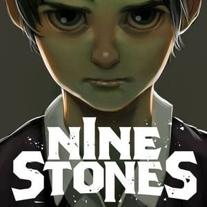 Check out the comic NINE STONES :: Small gif-gift for readers of nine stones!