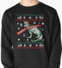 Ugly Christmas Sweater Dinosaur Merry Rexmas