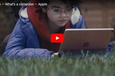 Apple'dan Microsoft'a Taş Atan İmalı Reklam