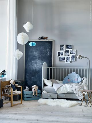 Lovely and stylish kids bedroom