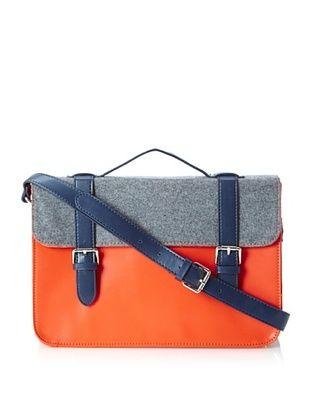 53% OFF Silvian Heach Girl's School Bag (Grig/Rosa)