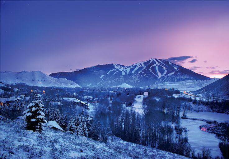 Sun Valley, Idaho. #skiing
