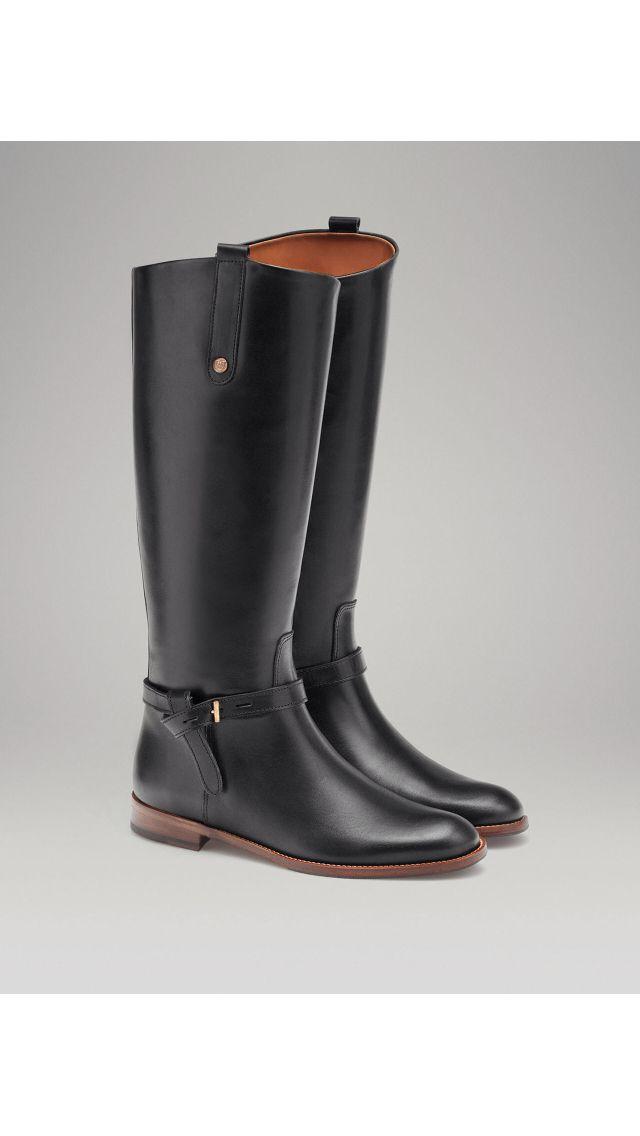 Riding boots - Massimo Dutti
