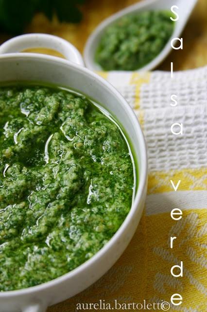 Profumi in cucina  Salsa Verde