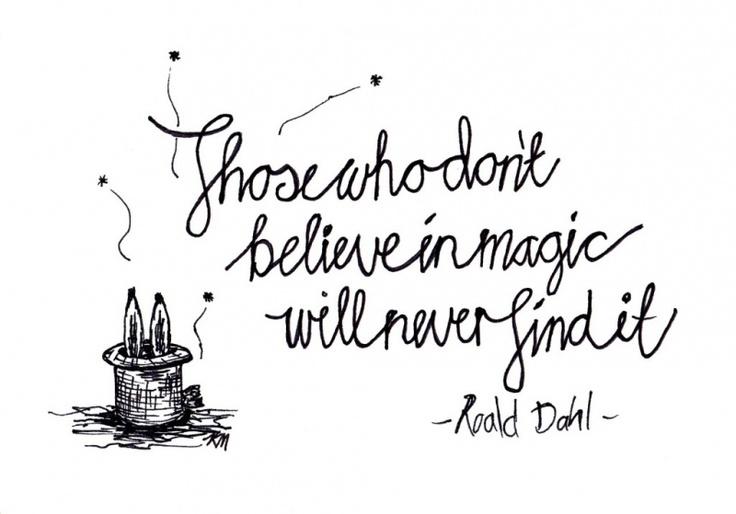 Roald Dahl Quotes. QuotesGram