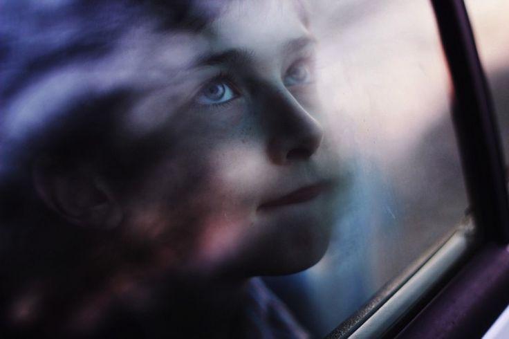 Photographer Greg Ponthus Captures Ethereal Portraits | iGNANT.de