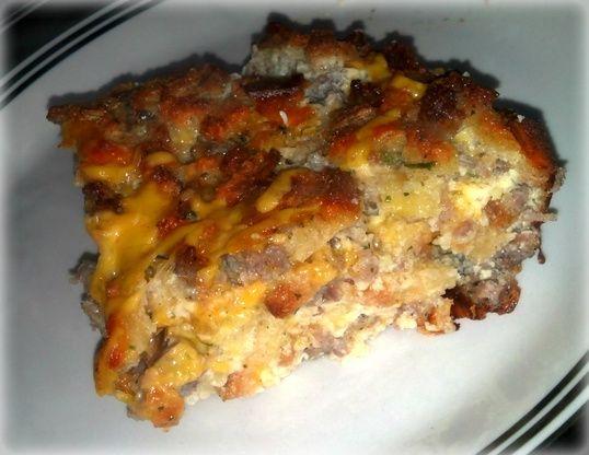 Easy Breakfast Casserole | Casseroles | Pinterest