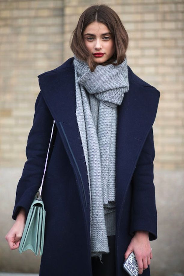 70 Seriously Good Street Style Snaps from NYFW - becauseimaddicted