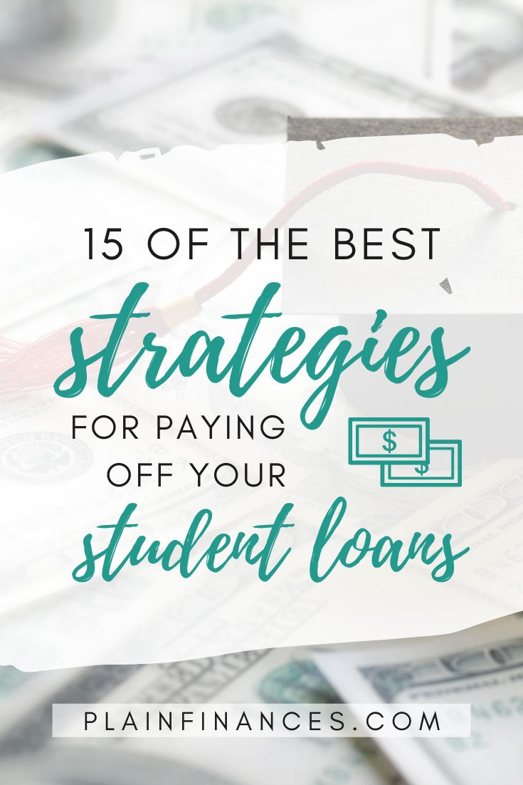 How to pay off student loans fast with these 15 proven