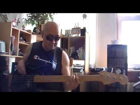 Where Rosses grow Gospel BluesRock Resurection Band Bass cover Bob Roha Bob Roha - Bassist in the Hague, The Netherlands