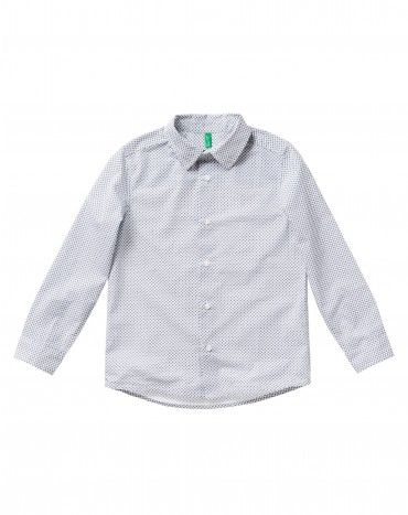 Camicie bambino, tanti modelli disponibili | Benetton