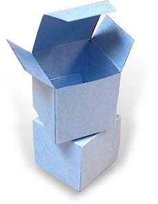Caixa Cubo