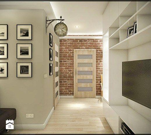 Mieszkanie w starej kamienicy - Salon, styl minimalistyczny - zdjęcie od CUDO - grupa projektowa