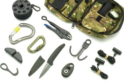 LIGHTSCALE RIGGING KIT A complete kit for light scale dismounted operations