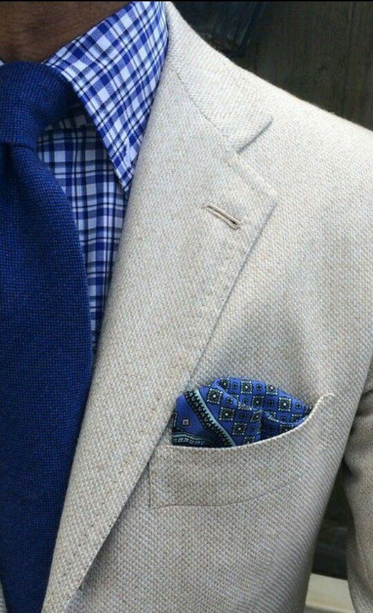 The suit blues