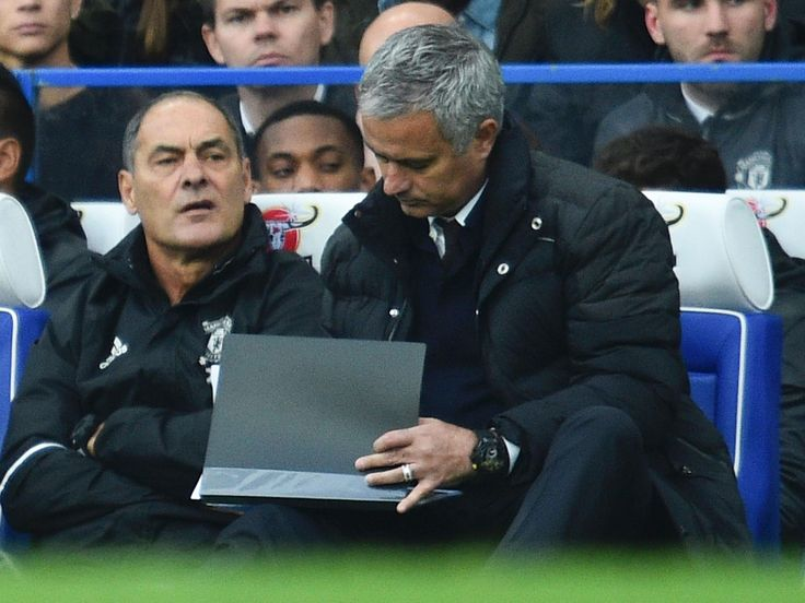 Chelsea vs Manchester United: Jose Mourinho and Paul Pogba take brunt of abuse on Twitter after defeat