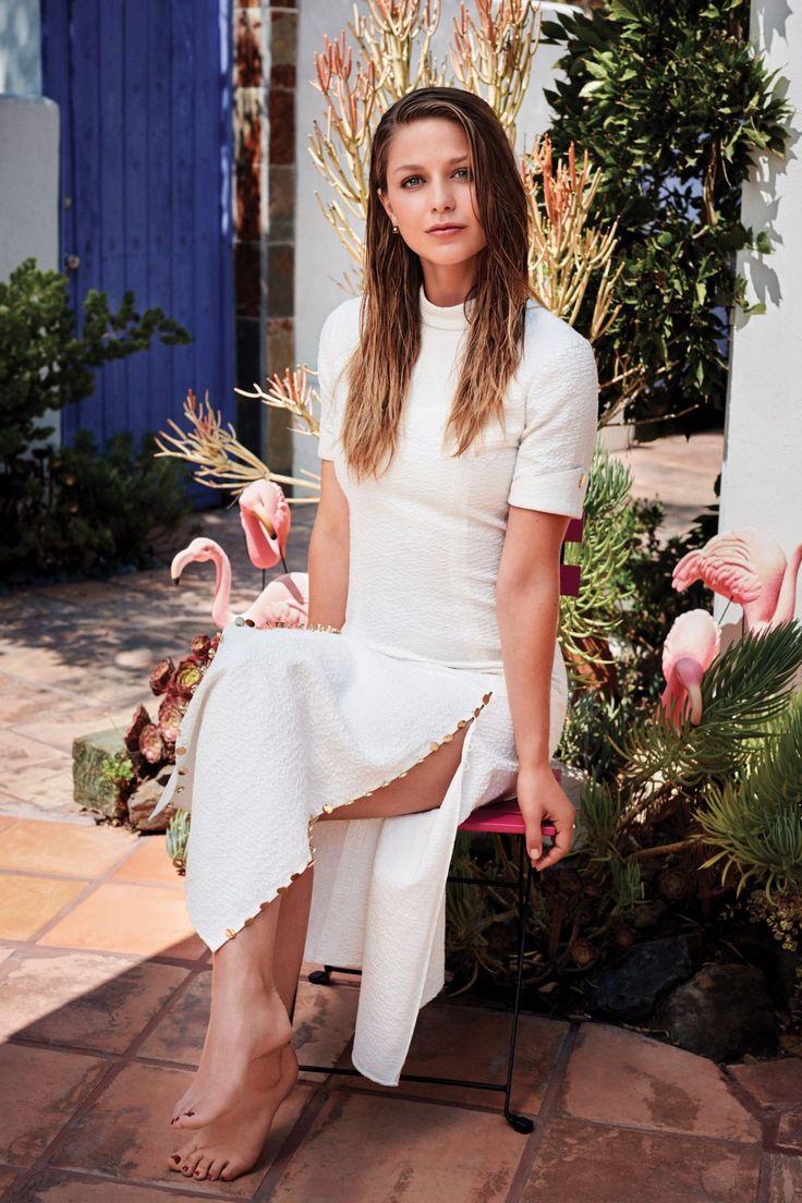 Melissa Benoist For Vanity Fair Magazine, August 2016