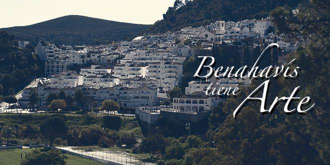 """Tercera edición de """"Benahavís tiene Arte"""", los días 2, 3 y 4 de septiembre en el…"""