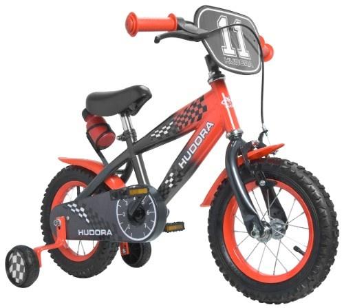 Fahrrad 12 Zoll grau / rot mit Stützrädern    Mehr Infos und kaufen:  www.mytoys.de/Hudora-Fahrrad-12-Zoll-grau-rot-mit-St%C3%BCtzr%C3%A4dern/Fahrr%C3%A4der/Fahrrad-Co/KID/de-mt.sp.ca01.38.01.02/1745412