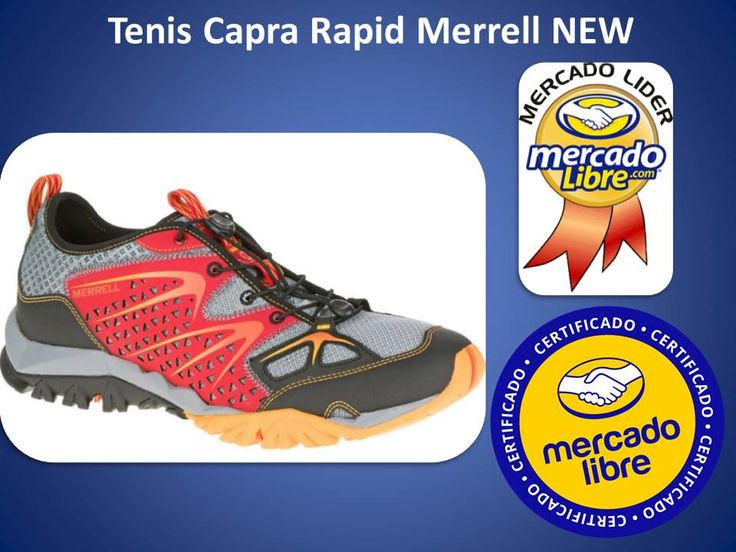 Deportivos Fair Play: Tenis - Zapatos Merrell Capra Rapid - New