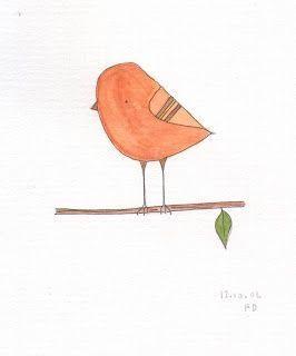 Enseigne Défi: 30 oiseaux en 30 jours - # Oiseaux # Défi #Dessin ... - # Défi #Jour