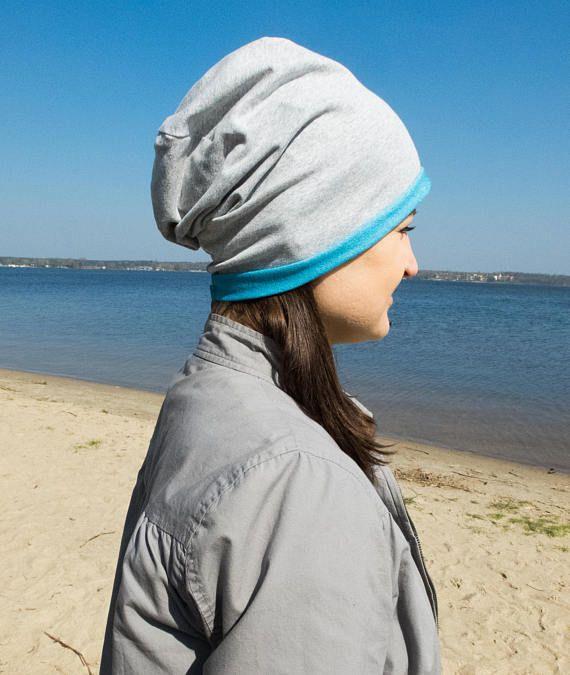 Summer lightweight beanie Slouchy beanie women chemo