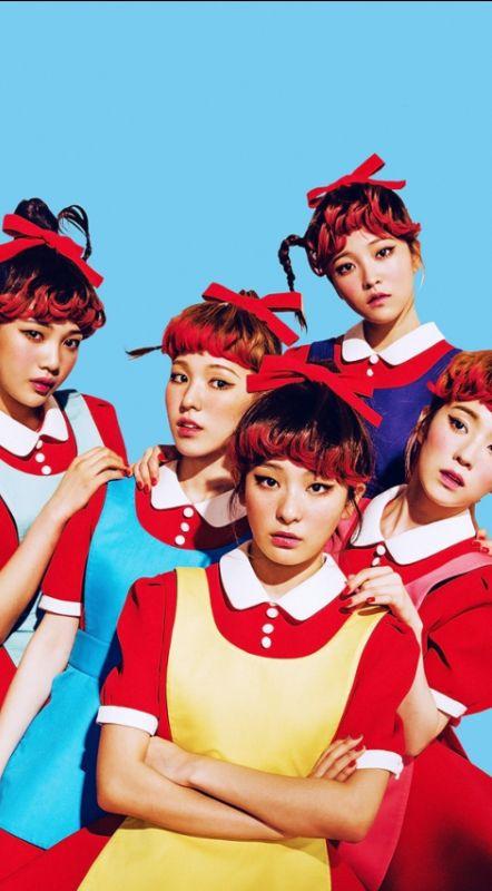 Daftar Wallpaper Hd Android Red Velvet Download Kumpulan