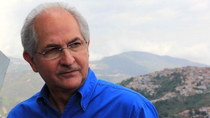 Alcalde de Caracas escapa de arresto domiciliario