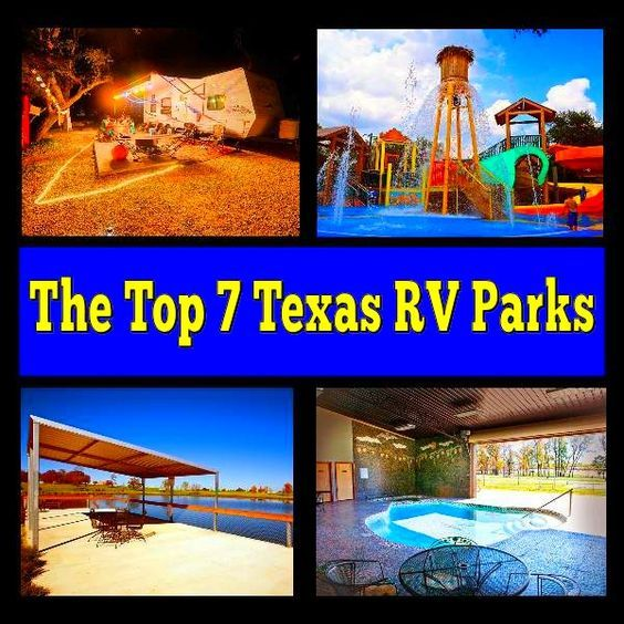 Texas Rv Parks Camping Cooking Travel Mobile Homes Trailers The Top