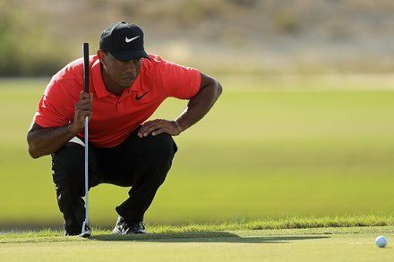 Tiger Woods Relishes the Struggle in an Up-and-Down Return