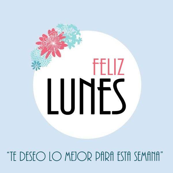 Feliz Lunes a tod@s!