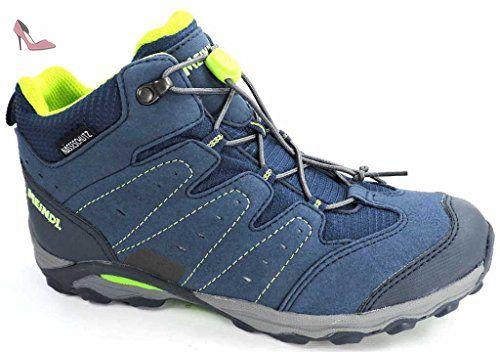 Meindl Tuam Junior Outdoorschuhe blau, 680326-55, Gr 42 - Chaussures meindl (*Partner-Link)