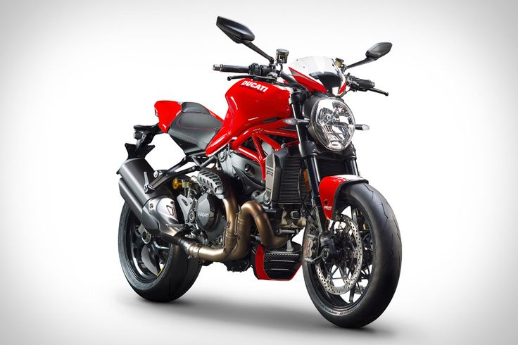 Track-worthy performance. Everyday practicality. The Ducati Monster 1200 R Motorcycle offers both in a single package. Its 1200 cc Testastretta twin-cylinder engine produces 160hp, making it the most powerful naked bike the Italian manufacturer has ever offered, with 10% more...