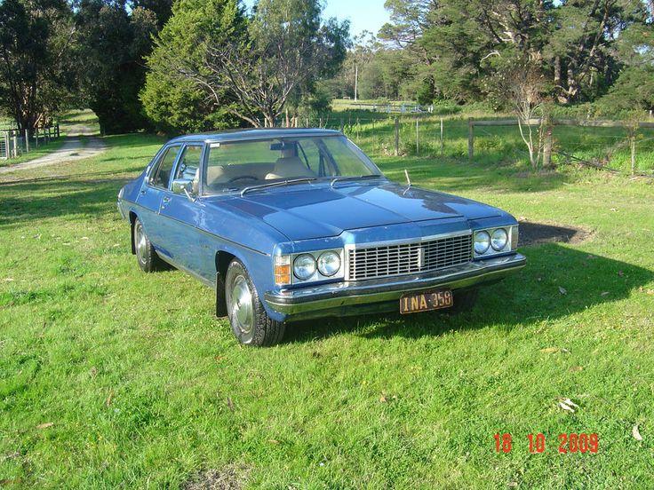 Holden HJ Premier 1976 4.2 L