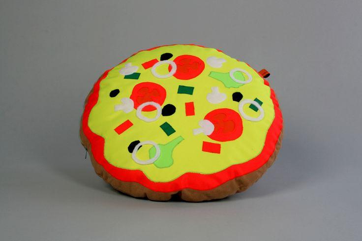 Pizza Kissen - Emotionale Kissen