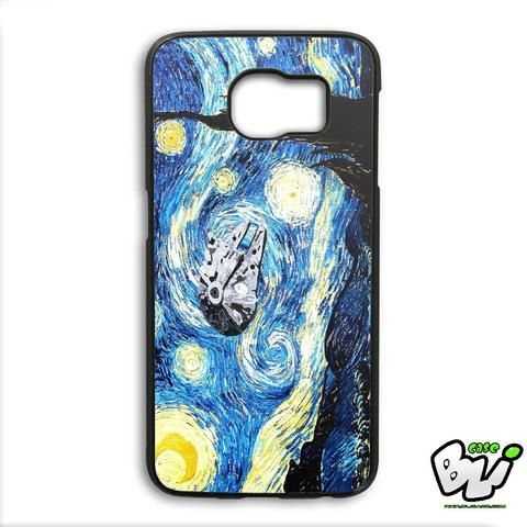Star Wars Starry Night Samsung Galaxy S6 Edge Plus Case