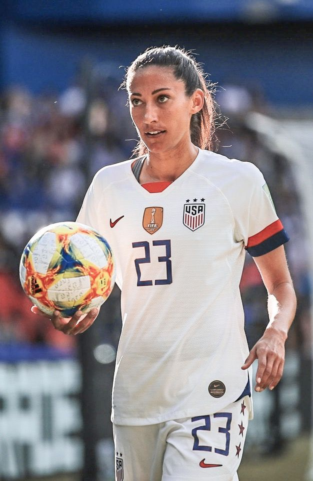 Christen Press 23 Uswnt 2019 Fifa Women S World Cup Usa Soccer Women Women S Soccer Team Usa Soccer Team