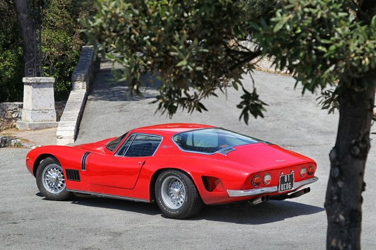1968 Bizzarrini 5300 Strada. Chevrolet power
