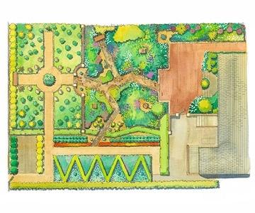 17 best images about garden low maintenance on pinterest for Garden maintenance plan
