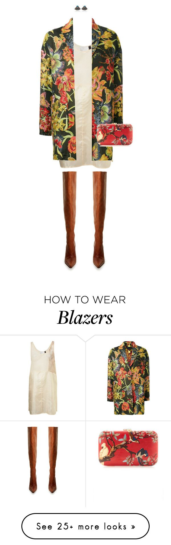 """""""Melania"""" by drizzle5 on Polyvore featuring Vetements, Meadham Kirchhoff, History Repeats and Silvia Furmanovich"""