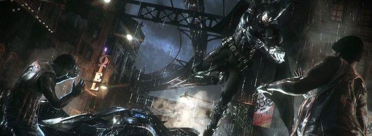 Batman: Arkham Knight GOTY release date