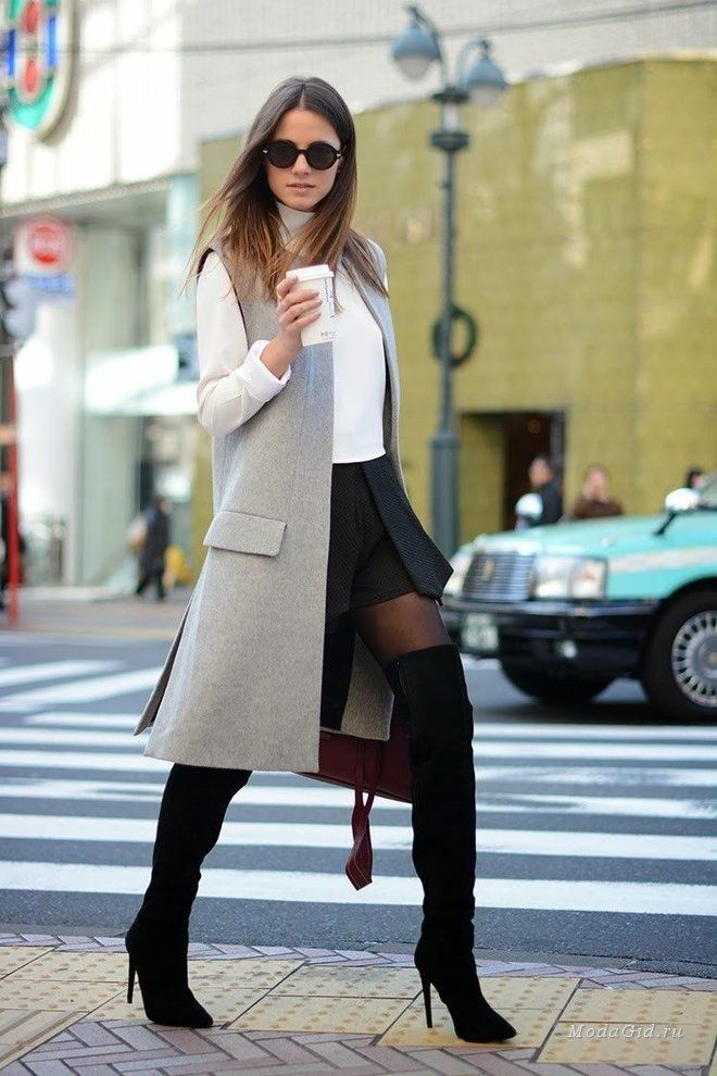 Мода и стиль: Список 'must have' осень-зима 2014-2015